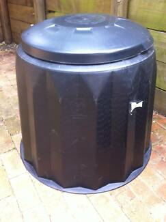 Compost bin with aerator / mixer tool Phillip Bay Eastern Suburbs Preview
