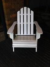 Hamptons deck chair Cherrybrook Hornsby Area Preview