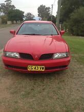 2003 Mitsubishi Magna Sedan Abermain Cessnock Area Preview