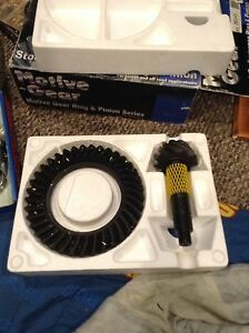 Ring gear and pinion gears
