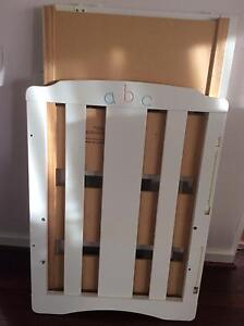 2x white abc cots Alfred Cove Melville Area Preview