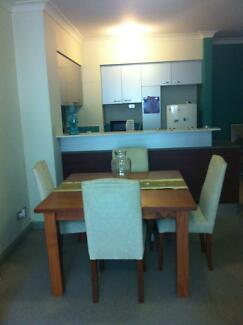 FREE DINING ROOM FURNITURE - TABLE & SET OF CHAIRS Leichhardt Leichhardt Area Preview