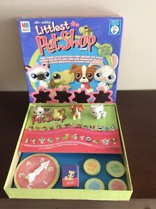 Littlest Pet Shop Game - New Condition