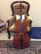 KG 100  7/8 Cello outfitted by Ian W. Clarke Brisbane City Brisbane North West Preview