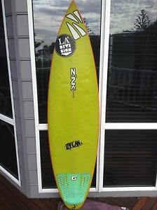 5'11 Dylan Surfboard for sale Oak Flats Shellharbour Area Preview