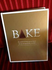 BAKE -----BEAUTIFUL BAKING RECIPES from around the WORLD Old Reynella Morphett Vale Area Preview