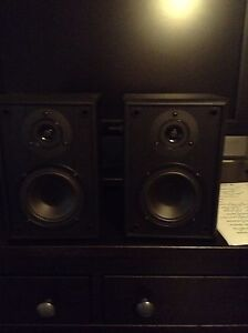 Acoustech SA6.4B Speakers for A Bing mixes in the studio
