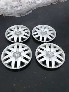 Cape de roue Toyota 16 pouces