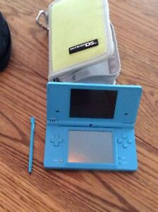 2 Nintendo DS  with Cases, Games & AC Adapters