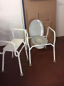Mobility aids- commode and shower seat Upper Tooloom Tenterfield Area Preview