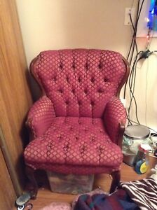 Arm chair $100 obo