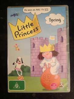 Little Princess Spring DVD.