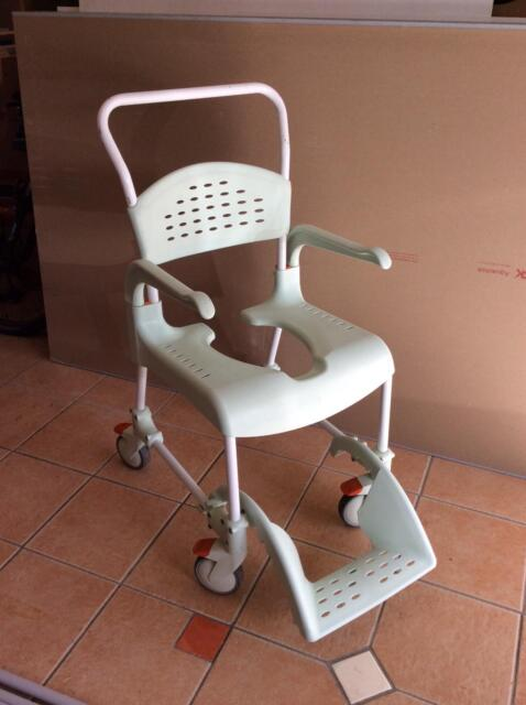 Etac Mobile Shower Commode Chair | Other Home & Garden | Gumtree ...