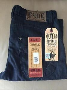 Republic Denim Men's Jeans O'Malley Woden Valley Preview