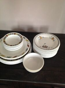 Vintage Restaurant ware Dishes and Bowl Grindley, Royal Doulton