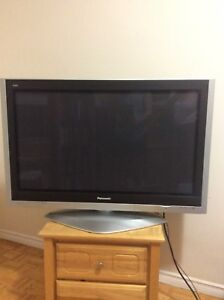 Panasonic flat screen tv 42 inch,work perfect