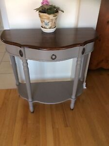 Comparez ;table console Hampton Bombay 286$ , celle ci 145$.