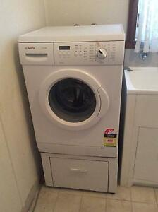Bosch Classixx 6.5kg front loader washing machine & drawer stand Taree Greater Taree Area Preview