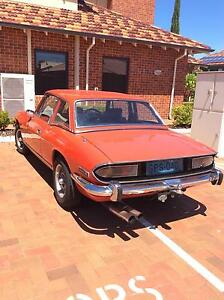 1973 Triumph Stag Convertible Willetton Canning Area Preview