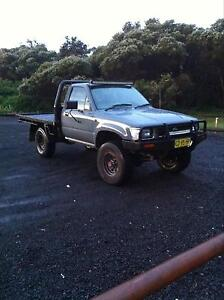 1993 Toyota Hilux Other Shellharbour Shellharbour Area Preview