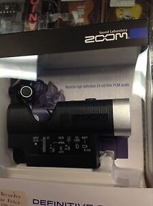 Brand New Zoom Q4 Video Recorder - $300