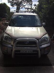 2000 Toyota RAV4 Wagon Warners Bay Lake Macquarie Area Preview