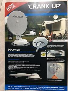 SATELITE DISH ROOF MOUNTED. MAXVIEW Bayswater Bayswater Area Preview