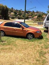 2005 Holden Viva Sedan Gosnells Gosnells Area Preview