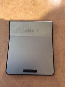 Mini Wacom Bamboo Drawing Tablet (includes pen and USB)
