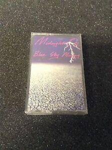 midnight oil blue sky morning cassette