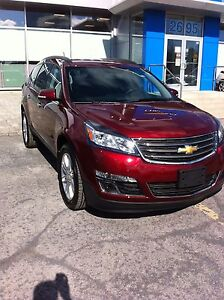 2015 Chevy Traverse LT