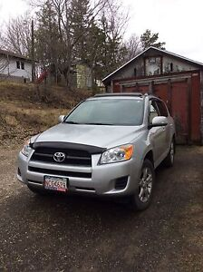 Very Low Mileage 2012 RAV4 Touring Pkg