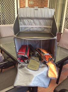 OZTRAIL COLLAPSIBLE TRAVEL PANTRY Wattle Grove Liverpool Area Preview