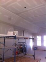 Professional Drywall Taping & Installing