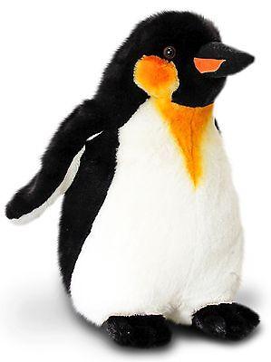 Pinguin Vogel Kuscheltier Stofftier schwarz, ca.30cm   (Pinguine Stofftiere)