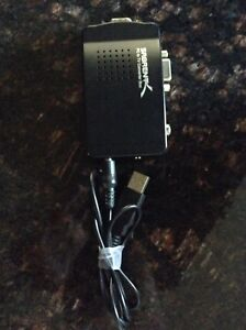 BEST OFFER! PC to TV converter box/adapter