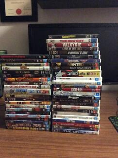 Large Bundle of DVD movies and Tv series for sale negotiable Tallegalla Ipswich City Preview