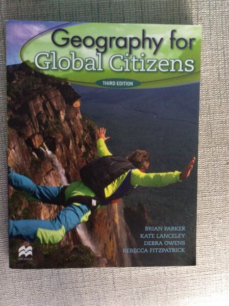 Geography for global citizens third edition textbooks gumtree geography for global citizens third edition textbooks gumtree australia maroondah area heathmont 1172902615 sciox Images