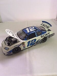 Diecast Racing Car Ryan Newman #12  1:24 Peterborough Peterborough Area image 6
