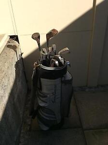 Prosimmons Golf Clubs and Bag Mount Lawley Stirling Area Preview
