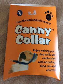 BRAND NEW CANNY DOG COLLARS X 2