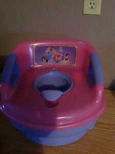 Cinderella potty