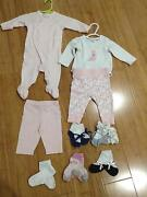 Girls winter clothing bundle size 000 East Cannington Canning Area Preview