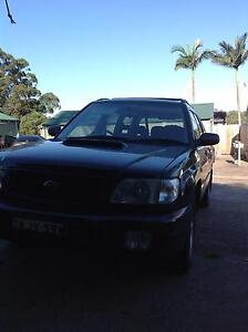 Subaru Forester GT Turbo Currans Hill Camden Area Preview