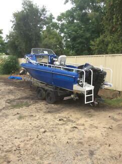 Swap 200hp fishing boat /runabout for ski boat