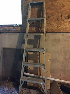 7 foot ladder
