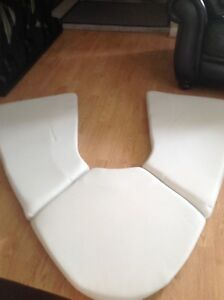 Just redone boats seats  out of a Thundercraft 18 foot bowrider