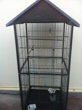 Bird cage on wheels Telarah Maitland Area Preview