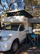 Toyota Campervan Eerwah Vale Noosa Area Preview