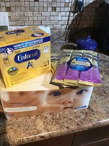 Free enfamil for trade